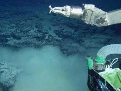 巴西里约热内卢东南海域的大西洋海底台地发现大量花岗岩