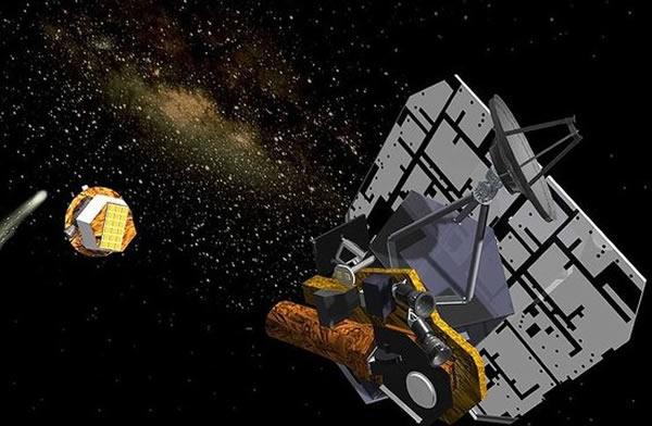 """美国宇航局""""深度撞击""""号探测器完成9年探索期,彻底改变了我们对彗星的认识"""