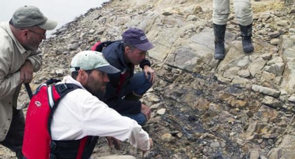 美国阿拉斯加州育空河沿岸发现数以千计的恐龙足迹化石