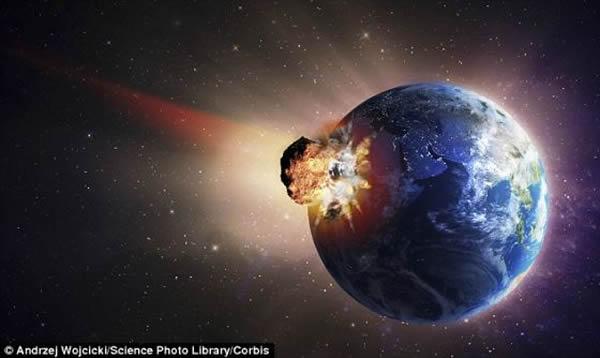 美国宇航局:2013 TV135小行星撞上地球的可能性仅为六万三千分之一