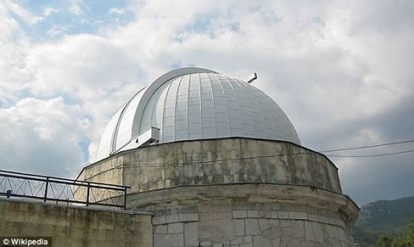 克里米亚天文台的天文学家发现这颗小行星,稍后得到西班牙、意大利和俄罗斯西伯利亚地区观测台的科学家的证实