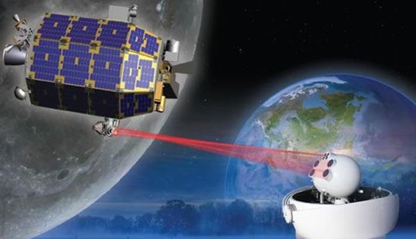 月球大气和尘埃环境探测器是第一艘专门执行激光演示任务的月球飞船
