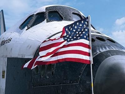 航天飞机30年经典任务图集