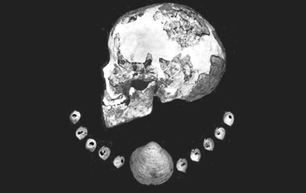 黎巴嫩旧石器时代的海洋贝珠为人类走出非洲进入近东提供新证据