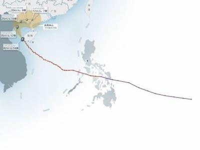 """台风""""海燕""""可能成为有史以来人类遭遇的最强风暴"""
