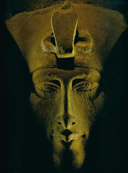 古埃及著名法老王被发现身体很多与地球人不同之处图片