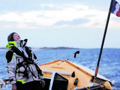 加拿大女子皮划艇横渡大西洋
