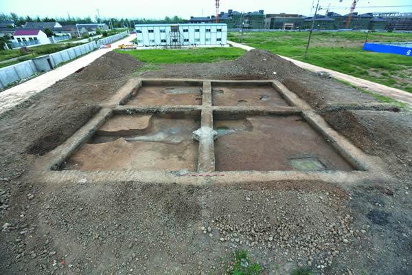 真正的隋炀帝墓葬最终被确认