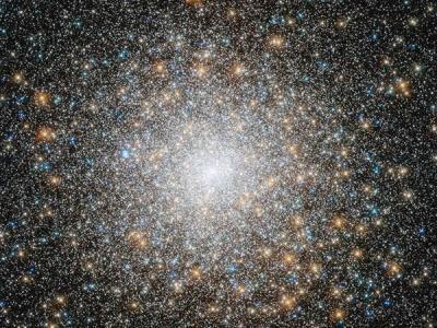 球状星团梅西耶15