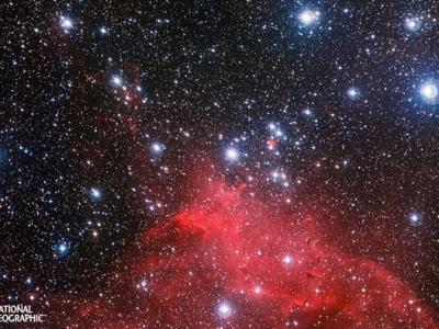 星团NGC 3572