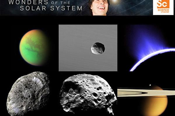 土星拥有庞大的卫星群,其某些卫星表面环境与早期地球非常相似。