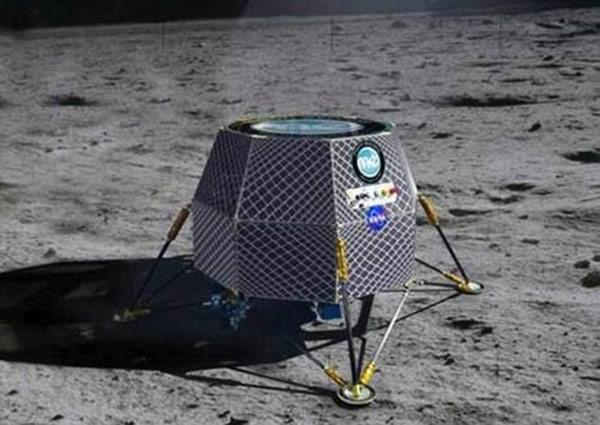 美国国家航空航天局(NASA)决定在2015年去月球上种植蔬菜和草本植物