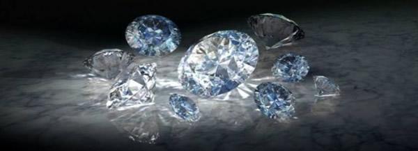 地球深层的钻石形成