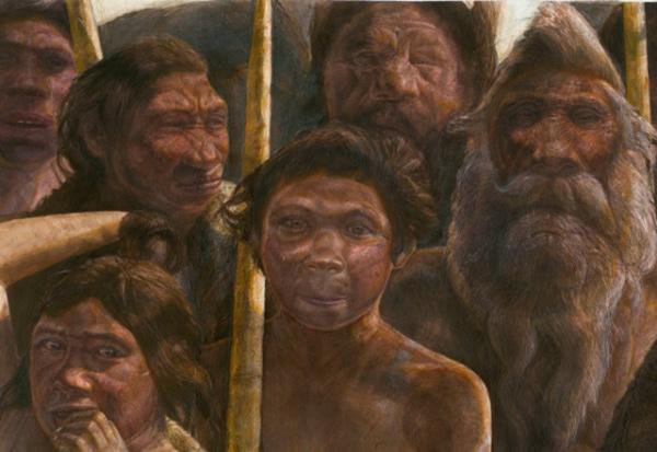 """""""白骨之坑""""股骨化石的DNA历史达40万年"""