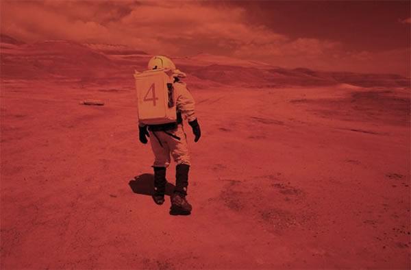宇航员在火星表面将经历前所未有的辐射环境