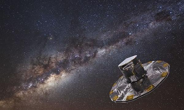 依巴谷卫星证明了太空天体测量学的价值;盖亚卫星将绘制银河系地图。