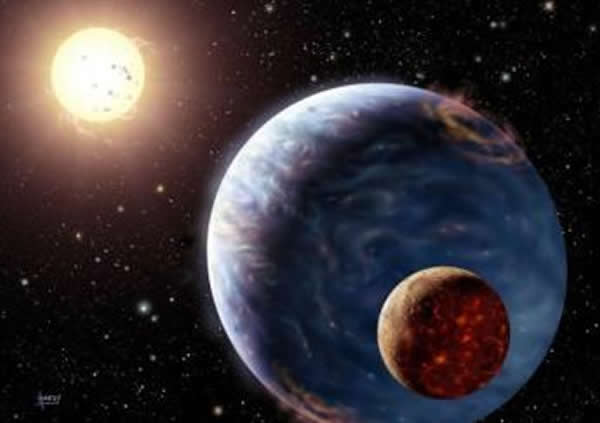人马座中发现系外行星卫星
