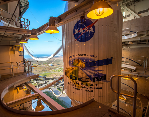 陆地卫星,地球科学