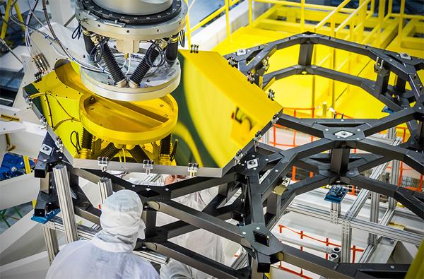 詹姆士·韦博太空望远镜(James Webb Space Telescope)