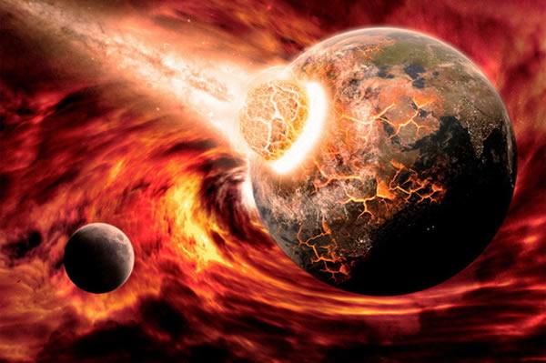忒伊亚星球揭晓月球形成之谜