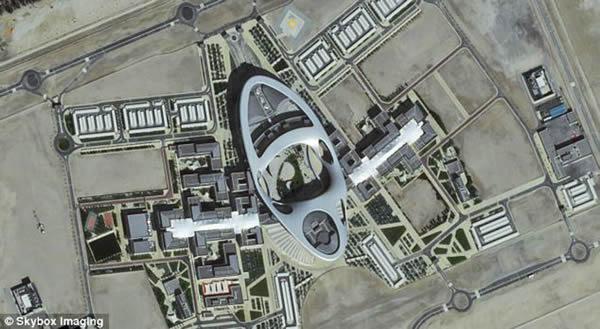 Skybox公司发射的SkySat-1卫星具有良好的分辨率
