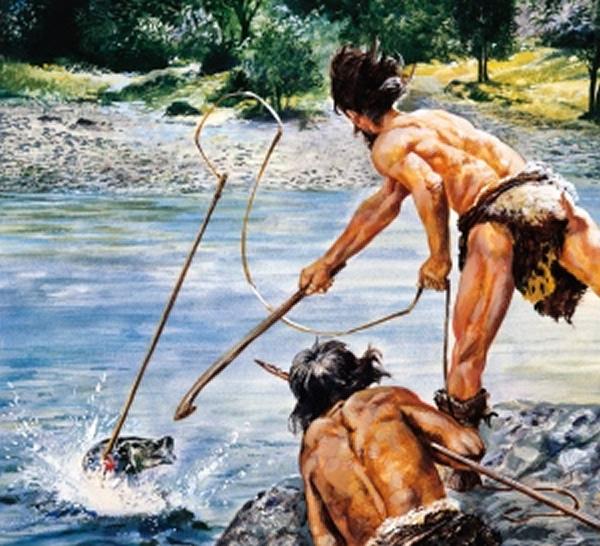 在中东人将农业带到欧洲大陆之前,这里曾是狩猎采集者的天下。