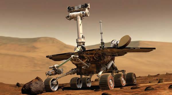 勇气号和机遇号火星车已经在火星表面停留了10年