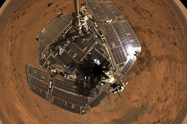 高尔夫球车大小的火星车搭载了多种探测仪器