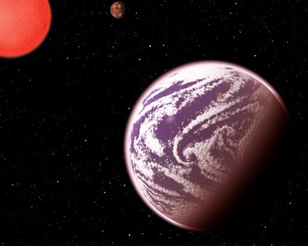 """系外行星KOI-314c因为太""""温暖""""而不适合在表面存在液态水"""