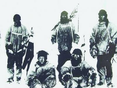 人类早期探险南极惊心动魄