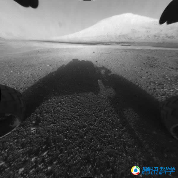 好奇号目的地为高度5000米左右的夏普山。