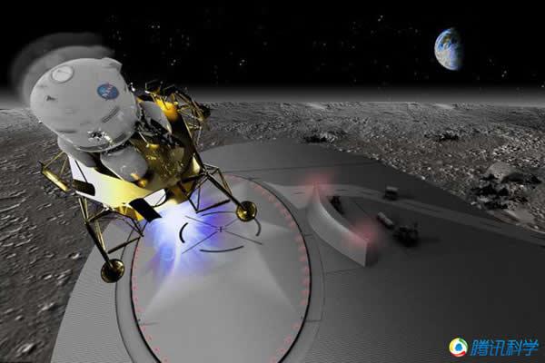 3D打印技术是建造月球人类建筑的途径之一。