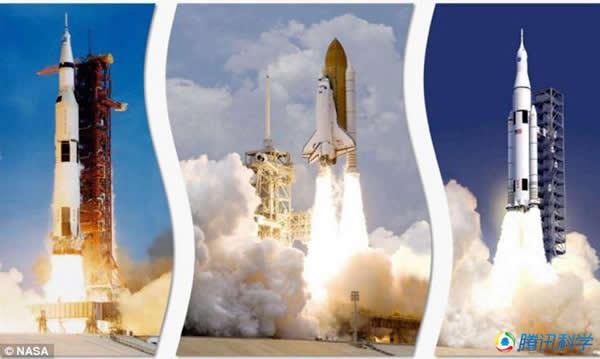 美国宇航局将建造世界上最强大的火箭把人类送往火星