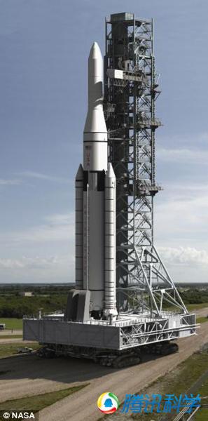 SLS火箭将在未来深空探索中发挥重要作用。