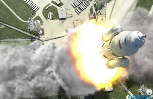 欧罗巴任务中将使用到SLS火箭。