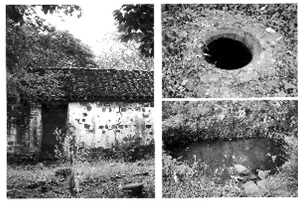 方山洞玄观遗址,这里曾发现安琪马化石