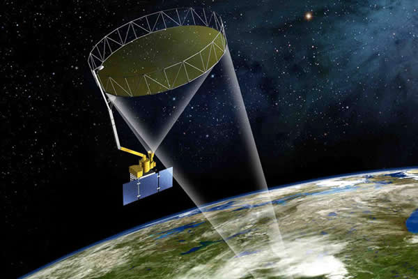 土壤水分调查卫星可研究全球农业生产力变化