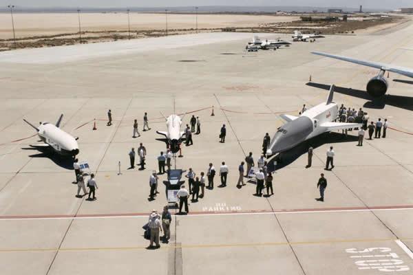 X-37B代表了未来空天飞行器的发展方向