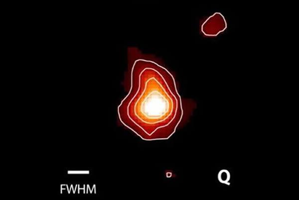 DLA2222-0946星系