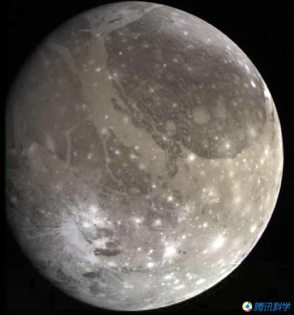 1610年1月发现木卫三后该卫星就被我们大量观测