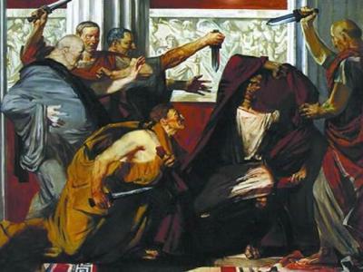 """古罗马时期的三位""""布鲁图斯"""""""
