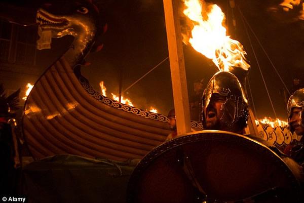 维京人相信北欧神话声称世界末日将在这个星期六。