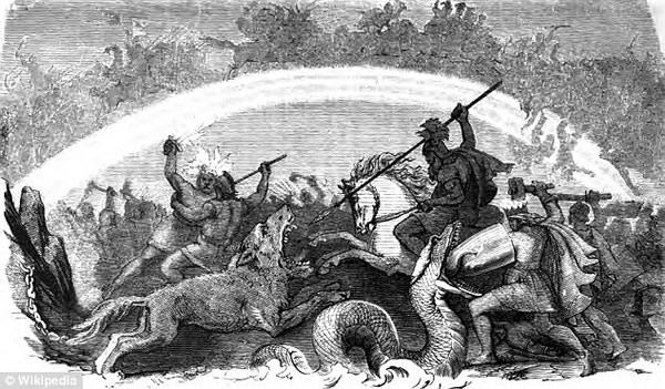 毁灭战士:神的最后一战,标志着世界的尽头。维京人相信世界末日将在周六。
