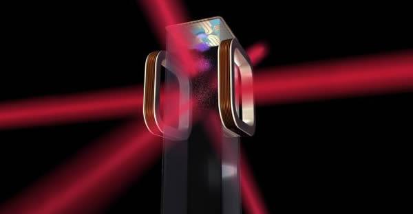 美国宇航局的冷原子实验室使用磁阱技术限制粒子,并使其冷却至几乎达到绝对零度的极端低温环境