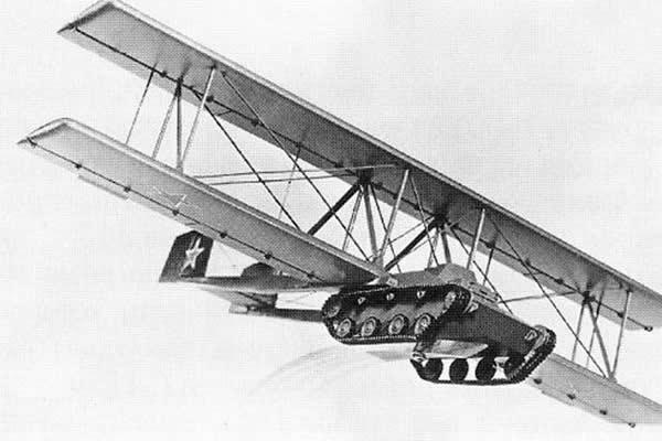 克里斯蒂悬挂系统在二战时期的坦克上使用