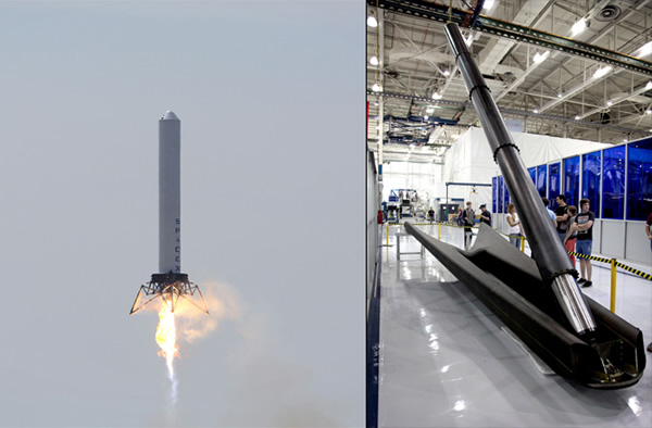 The SpaceX