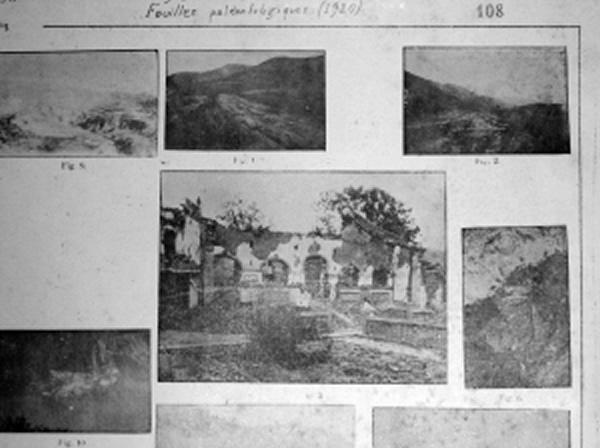 桑志华/青海收藏者发现一本地图册可能是桑志华的考察日志