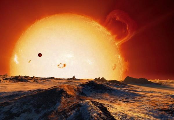 地球不会像预测的那样很快就死掉