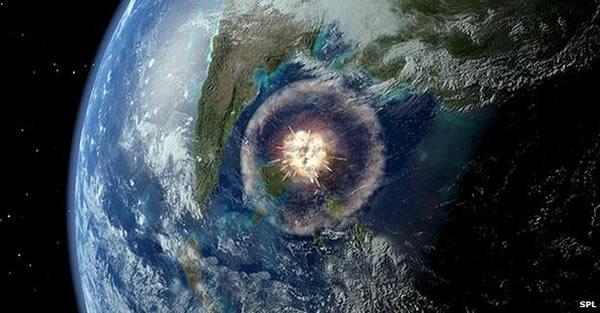 日本科学家:6500万年前的大灭绝是因为陨石撞击地球降下酸雨