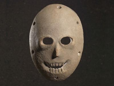 Oldest Masks Go on Display